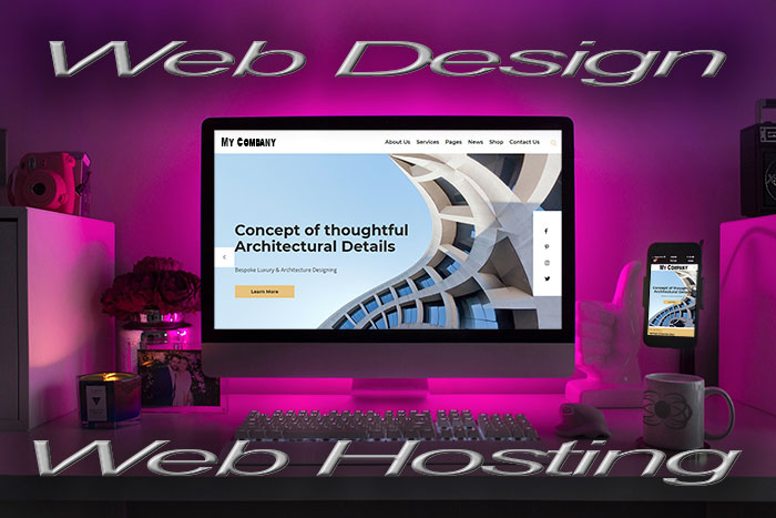 Web Design & Web Hosting